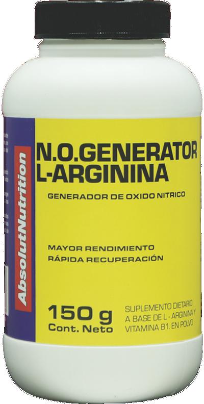 N.O. Generator L-Arginina