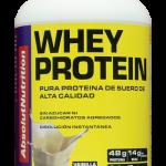 whey protein 1k vainilla